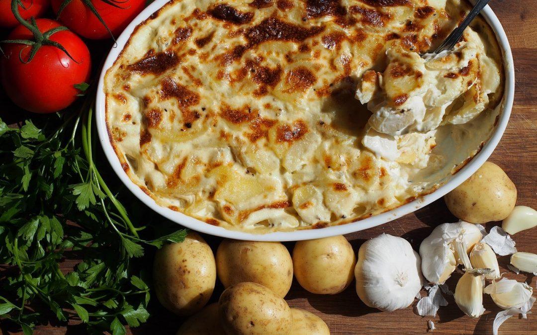 De bedste kartofler er flødekartofler