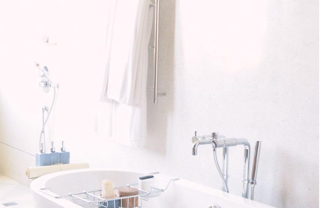 Maling af badekar med ny emalje